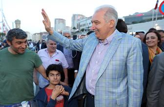 Başkan Uysal binlerle iftar sofrasında buluştu