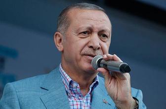 Erdoğan'dan müjde: Onlar da ikramiye ve zam alacak