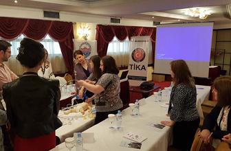 TİKA'dan Makedonya'ya bebek ve anne sağlığı desteği