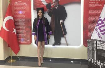 Türkiye'nin en genç milletvekili adayı liseden mezun oldu