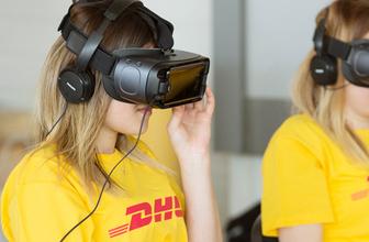Alman lojistik devinden iş güvenliğinde VR devrimi!