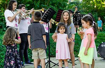 """25. İstanbul Caz Festivali """"Çocukça Bir Gün"""" ile çocukların yüzünü güldürüyor"""