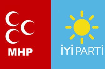 MHP, İYİ Parti'ye çok fena gol attı! Hiç beklemiyorlardı...