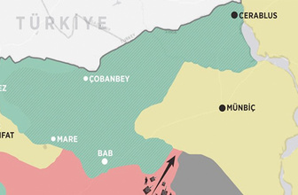 İşte Türkiye'nin Münbiç planı! Çavuşoğlu açıkladı diplomasiyle olmazsa...