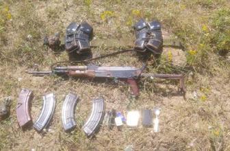 Diyarbakır'ın Hani ilçesinde PKK'ya darbe