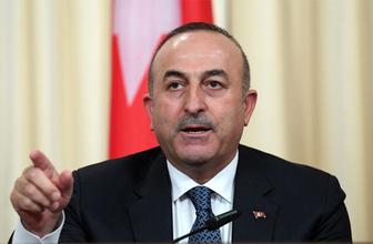 Bakan Çavuşoğlu'ndan flaş Kırım çıkışı