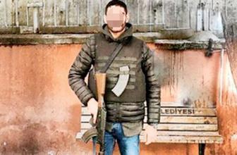 Karakolda uzun namlulu silahla fotoğraf çektiren kişi bakın kim çıktı!