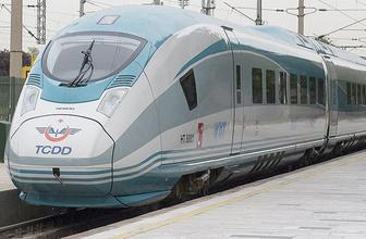 Bir il daha hızlı trene kavuşuyor test sürüşleri başlıyor