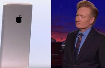 Ünlü komedyenden Apple'a 'iPhone' göndermesi