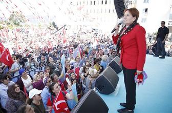 Meral Akşener'e Rize mitingi öncesi büyük şok!