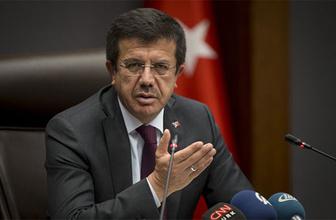 Ekonomi Bakanı Zeybekci'den Moodys'e tepki