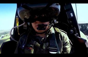 Jandarmadan nefes kesen 'ATAK' videosu!Havada, karada, ATAK'tayız