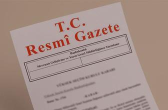 Yeni sisteme dair 3 ayrı kararname Resmi Gazete'de yayımlandı