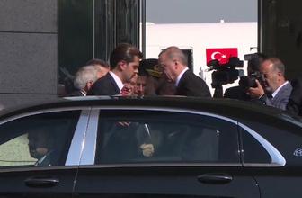Erdoğan Azerbaycan'a gitti! Yerine vekalet edecek isim...