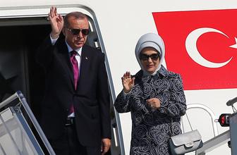 Cumhurbaşkanı Erdoğan NATO Zirvesi için Belçika'ya gitti