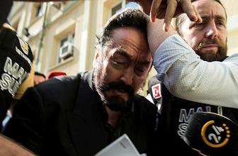 Adnan Oktar hastaneye getirildi