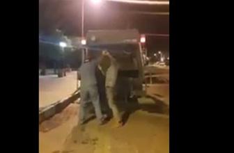 'Nevşehir'de bir köpek çöp kamyonunda ezildi' iddiasına açıklama geldi