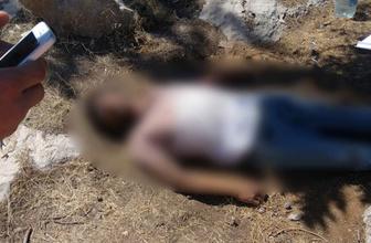 Gaziantep'te sokak ortasında ibretlik ölüm!