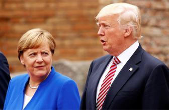 Almanya'dan çok sert ABD açıklaması