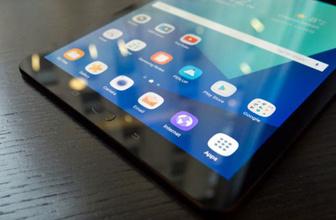 Galaxy Tab S4'ün teknik özellikleri ortaya çıktı!
