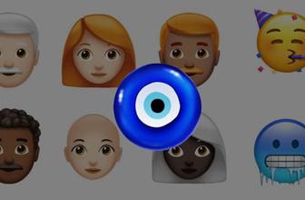 As bayrakları: Nazar boncuğu emojisi yolda!