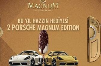 Magnum çekiliği Porsche çekiliş sonucu ne zaman açıklanacak?