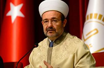 Görmez'den flaş FETÖ açıklaması: Gülen'e yardım etti