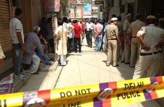 Hindistan'da aynı aileden 11 kişi intihar etti