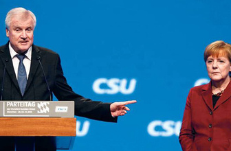 Alman hükümetinde sığınmacı krizi çözüldü