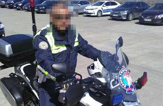Polis memuru kızına cinsel istismardan tutuklandı!