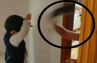 Amasya 3 yaşındaki çocuğu terlikle döven bakıcıya tahliyeye tepki
