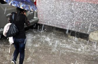 Meteoroloji uyardı: Yağışlar geliyor