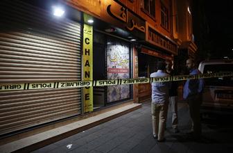 Fatih'te döviz bürosunda soygun