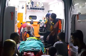 Tunceli'de kaza: 2'si ağır, 21 yaralı