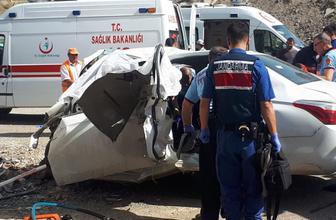 Başkent'te feci kaza: 4 ölü