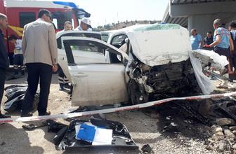 Ankara'da korkunç kaza! Aynı aileden 4 kişi öldü