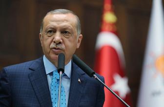 Cumhurbaşkanı Erdoğan'dan flaş bedelli açıklaması