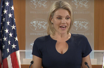 ABD sözcüsü İsrail sorusuna sessiz kaldı