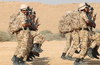 Yemen sınırında 5 Suudi askeri öldürüldü