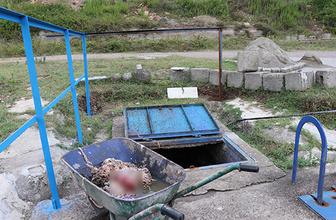 Zonguldak'ta ikinci şok: Kanalizasyondan bebek cesedi çıktı!