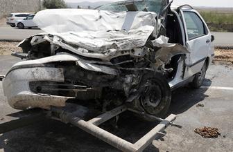 Ankara'da feci kaza ölü ve yaralılar var