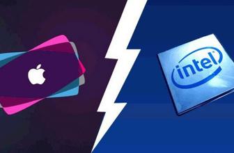 Apple iPhone'lar için Intel ile anlaştı!