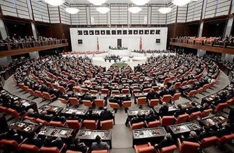 Meclis'te yeni oturma düzeninin detayları belli oldu!