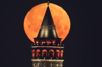 Ay tutulması İstanbul'da nerede izlenir en net görüntü
