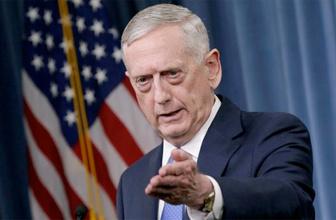 Mattis: Trump'ın sözleri askeri ilişkileri etkilemez