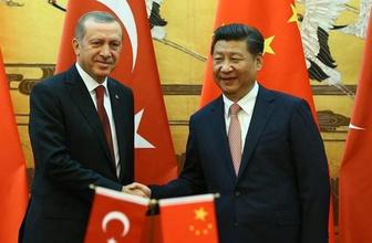 Çin Büyükelçiliği'nden Türkiye açıklaması