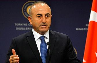 Çavuşoğlu ABD Dışişleri Bakanı ile görüştü