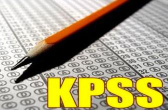 KPSS kaç dakika sürecek 29 Temmuz KPSS ne zaman bitecek?