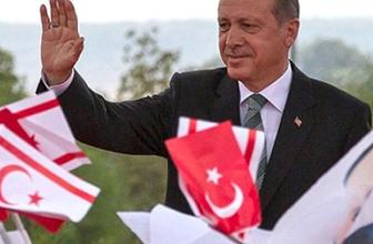 Erdoğan'ın KKTC ziyareti Rumları çıldırttı