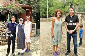 Davutoğlu ile Babacan bakın nerede ortaya çıktı? Turist oldular